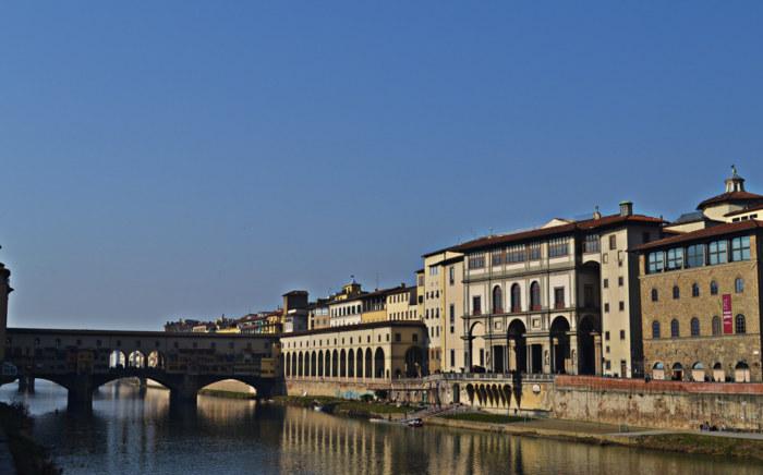 Le_Corridor_de_Vasari_à_Florence
