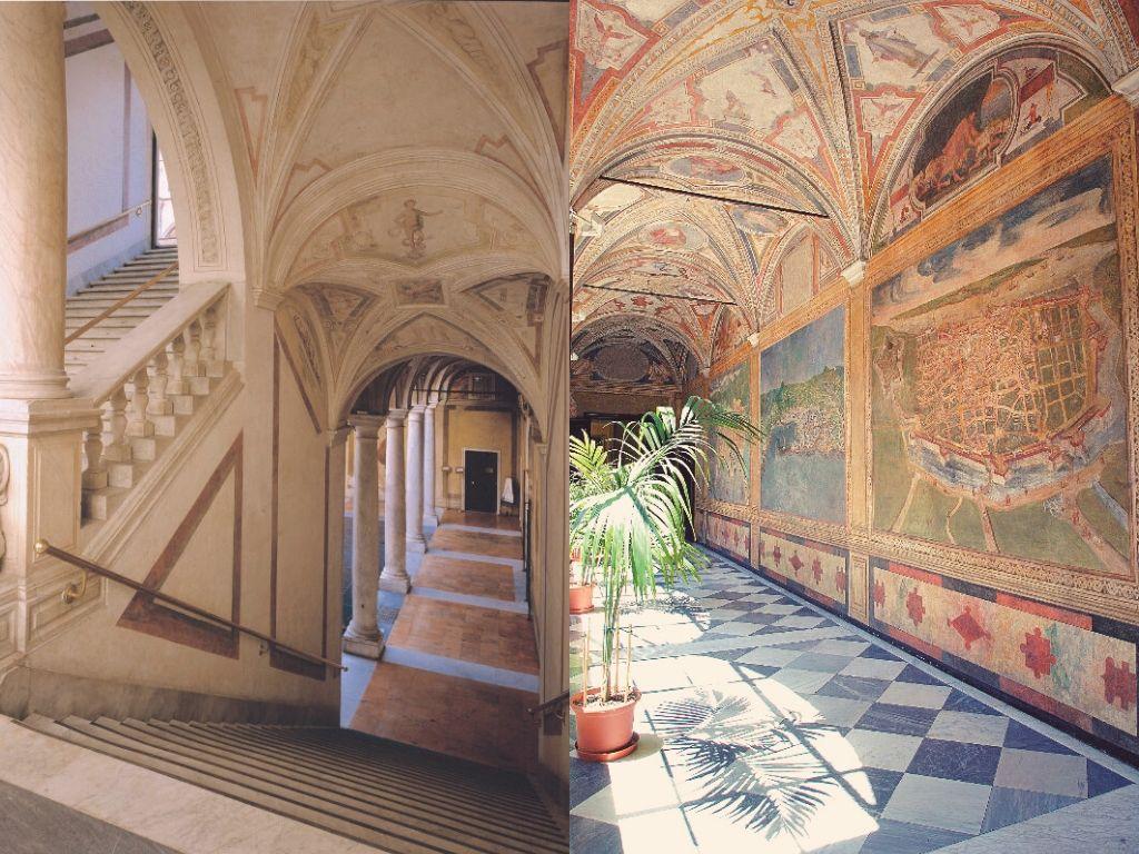 La beauté du palais Antonio Doria
