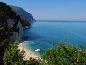 À la plage en famille en Italie