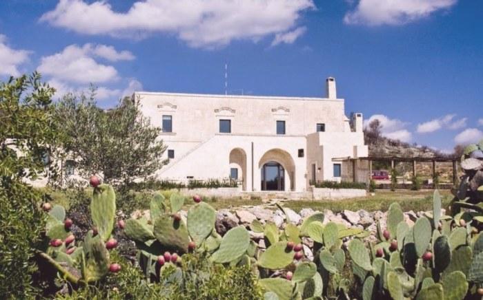 Masseria_Le_Fabriche_Resort_façade