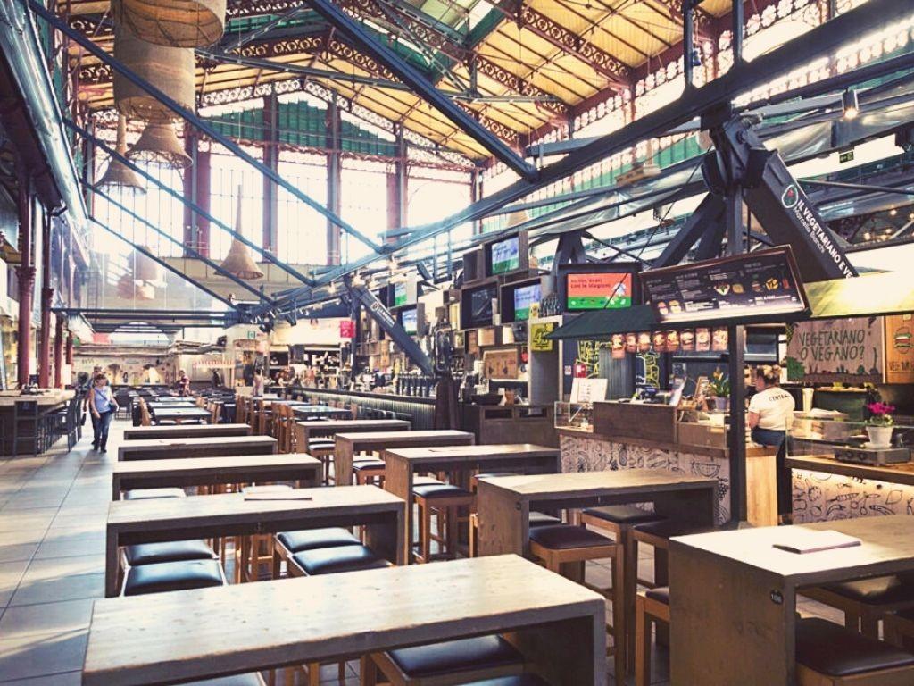 Mercato centrale de Florence